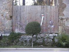 Le meilleur du street art vu en 2012 dans le monde | Images