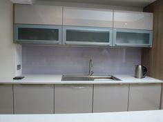 Colella Interiors kitchen installation process