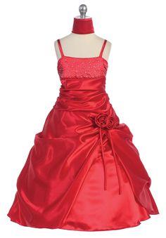 Chantelle Girls Dress - PuddlesCollection.com