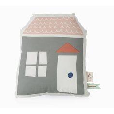 Petit Bebe ferm village cushion3