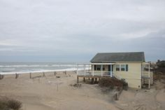 Oceanfront home  South Nags Head  Rental property OBX  Outer Banks Cape Hatteras