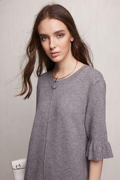#AdoreWe Few Moda, Minimalistic Fashion Brands Online - Designer Few Moda OL Round Necklace FM0061 - AdoreWe.com