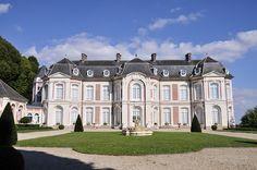 Château de Long en Picardie (France)