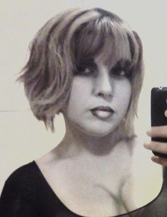 Pin for Later: 101 Real-Girl Halloween Costumes That Are Terrifyingly Gorgeous Ghostly Gray