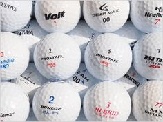 ゴルフ初心者のためのラウンドデビュー前日の持ち物準備はこれで完ペキ! | ゴルフはコツが9割 Golf Ball, Products, Gadget, Wiffle Ball
