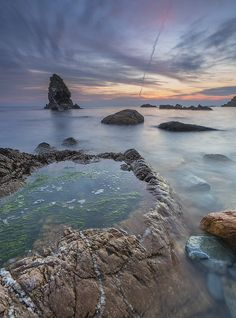 Rhoscolyn - Anglesey - Wales (von Kristofer Williams)