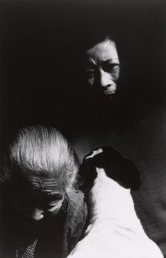 "Shomei Tomatsu. Christian with Keloidal Scars. 1961. Gelatin silver print. 12 15/16 x 8 1/2"" (33 x 21.6 cm). Gift of the photographer. 696.1978. © 2016 Shomei Tomatsu. Photography"