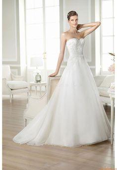 Robes de mariée White One Janyl 2014