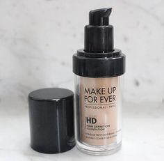 My Beauty Spot Blog | Base Makeup Forever HD