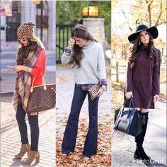 Winter style!