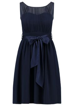 12f0345bf2 Dorothy Perkins BETH - Cocktail dress   Party dress - navy blue for £60.00…