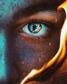 ZsaZsa Bellagio Eye make up ZsaZsa Bellagio - Fotografie Beautiful Eyes Color, Pretty Eyes, Cool Eyes, Eye Photography, Creative Photography, Photography Aesthetic, Photo Oeil, Wow Photo, Aesthetic Eyes