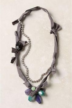 Sea & Stone Necklace