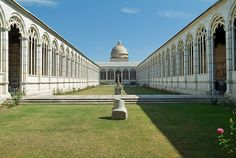 Pisa. Camposanto monumentale.