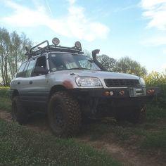 Toyota Rav, Crossover Suv, Honda Crv, Car Mods, Expedition Vehicle, Ford Explorer, Snorkeling, Offroad, Dream Cars