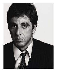 Al Pacino, 1983 By Greg Gorman