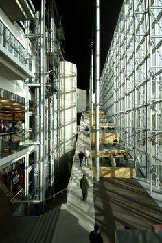 Library Design Patkau Architects