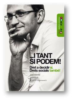 Iniciativa. Cartell electoral: autonòmiques 2012