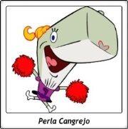 Perla Cangrejo / Perlita / Pearl Krabs II / Bob Esponja / SpongeBob SquarePants / Stephen Hillenburg