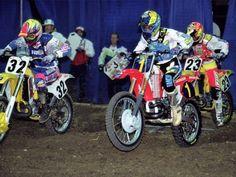 Jmb # Jean Michel Bayle # supercross US # motocross # 1