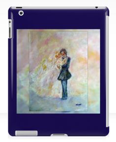 Stunning iPhone, IPad, Samsung Cases, Covers & More: Stunning iPad Case Covers - Top Picks. Wedding Dance iPad Case by Designer Marie-Jose Pappas of Innocent Originals. Click here to view: http://topiphoneipadandmore.blogspot.com/2014/11/stunning-ipad-case-covers-top-picks.html