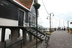 Volendam, Netherlands. May 2015