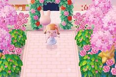 ahhhh i didnt want to do a pastel town but idk now!                                                                               More