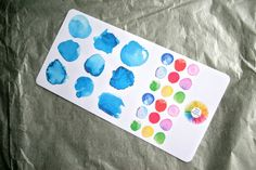 Watercolor Labels - 27 Stickers