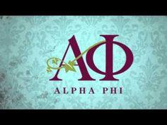 Alpha Phi Rap a-phi-love