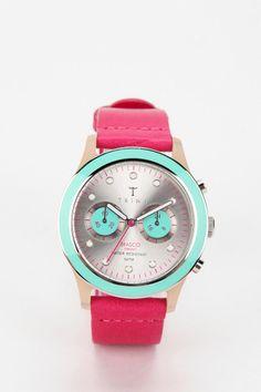 Triwa Flamingo Brasco Chrono Watch