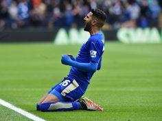 Xavi: 'Leicester City's Riyad Mahrez is good enough for Barcelona' #Barcelona #Leicester_City #Football