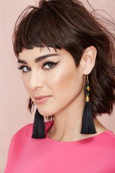 Suzywan Deluxe Alexia Tassel Earrings