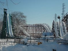 Kennywood Winter Wonderland
