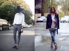 Camicia bianca: 32 idee (poco scontate) su come indossarla!