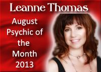 Leanne Thomas, Psychic Medium - http://www.angelichope.com