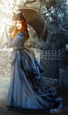Modern Victorian Dress