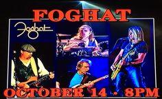 FOGHAT 2016 TOUR @ GOLDEN NUGGET