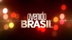 "Novela ""Avenida Brasil"" da TV Globo, de 2012"