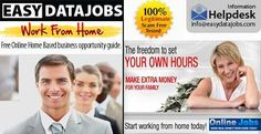 Free Online Part Time Jobs