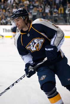 Mike Fisher, Nashville Predators (April 17, 2011)