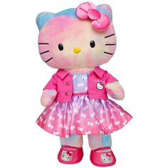 Pretty Bows Watercolor Hello Kitty. I want her for Easter!!