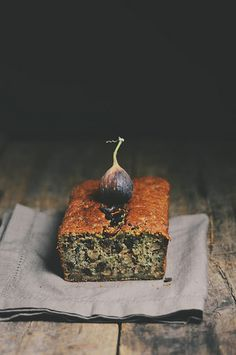Use your loaf - Fig and zucchini bread.