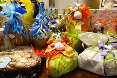 easter sweets at sicilian pastry shop nonna vincenza