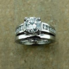 1000 Images About Resetting Wedding Ring Ideas On