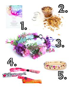 Festival Wedding Theme - ideas and suppliers