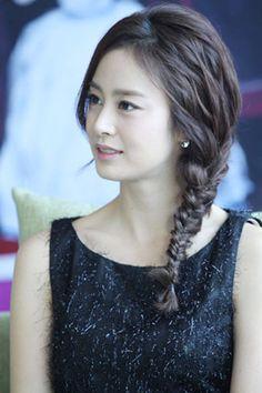 Ngắm ảnh Kim Tae Hee thời gái đôi mươi - 2