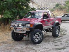 1987 Toyota 4 X 4