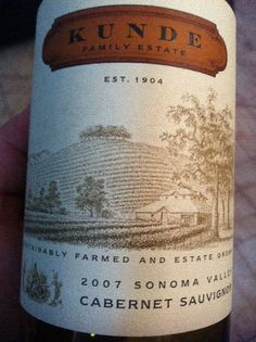 A good wine once decanted. A 7. great year for Sonoma cabs smooth refreshing - light. Great with a sharp cheddar