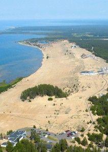 Kalajoki sand.