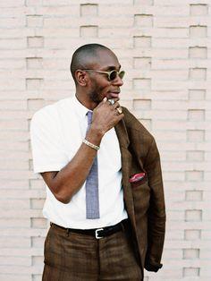 Mos Def: Style Ambassador